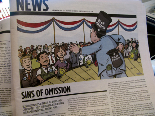 BT Livermore has an illustration featured in this week's Willamette Week newspaper.