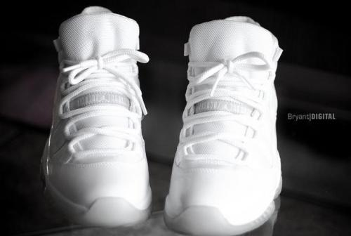 Cocaine Whites #TeamJordan