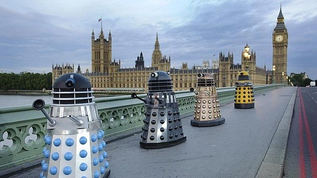 Another fun Dalek's image to share before I run off to torment my players.