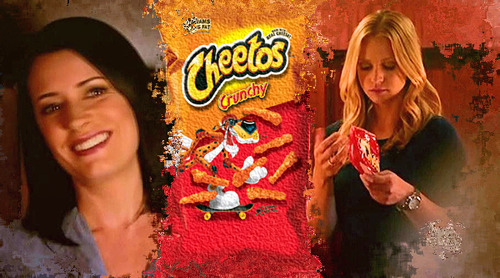 jaythegeek:  Cheeto Girls
