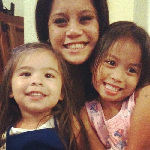My adorable little cousins :) (Taken with instagram)