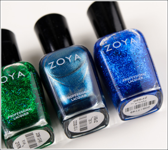 kireinails:  Zoya Gems & Jewels Collection Swatches, Photos, Reviews
