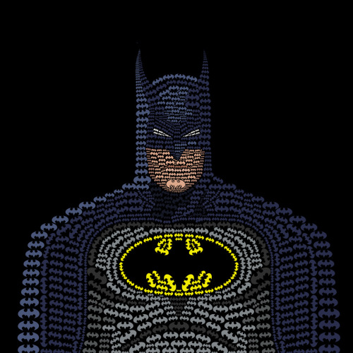 herochan:  I'm Batman - by Fabian Gonzalez  Flickr || Society6 || Tumblr  (via:TT&RPA)