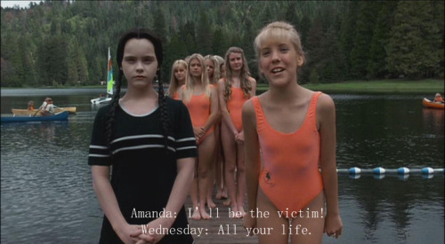 suicideblonde:  Addams Family Values