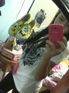 Bought this new Shoes :* ♥ =)) LOVELOVE