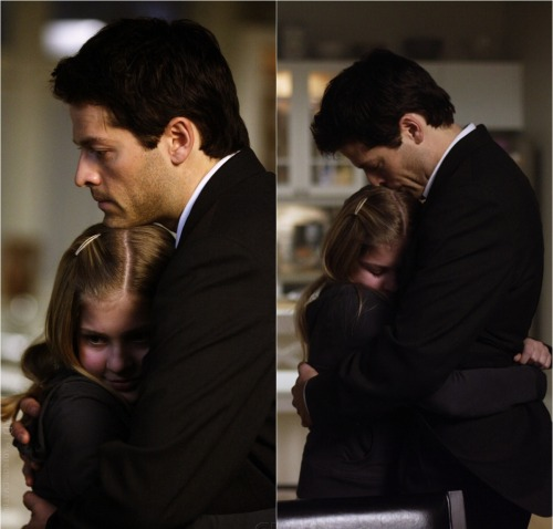 adproblematique:  Father and daughter  2x20 What Is And What Should Never Be