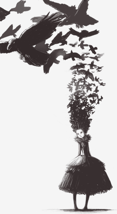 danceabletragedy:  A Feast for Crows by  Avalantis
