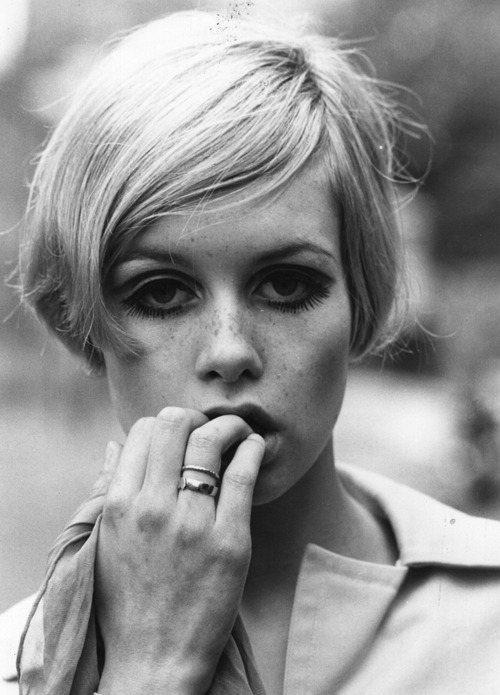 so60s:  TWIGGY 1967