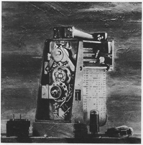 klbkultur:  Walter Tandy Murch: The Calculator. 1949 /via paintingperceptions