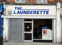 The Launderette, South Lambeth Road SW8