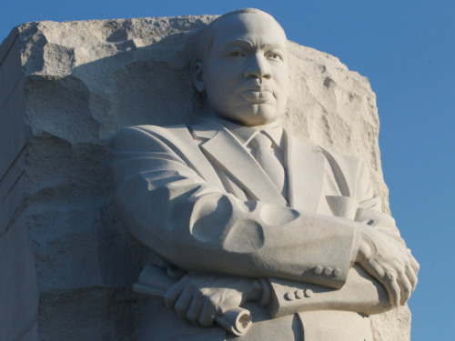 ryking:  Thousands attend MLK memorial dedication