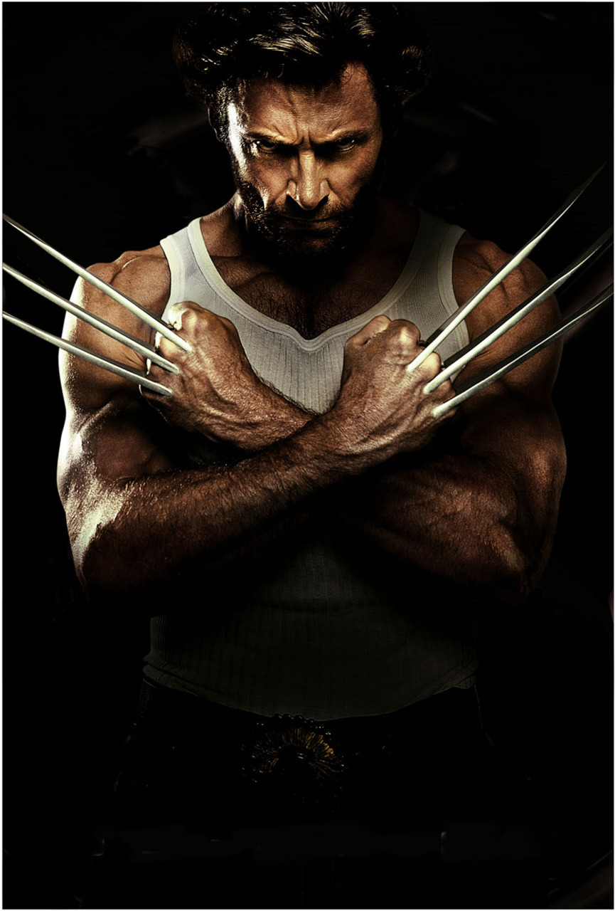 "30 Days of Hugh Jackman Day 19:  Favorite quote from a movie ""If I come with you, I'm coming for blood; no law, no code of conduct. You put me in the right direction, you get the hell out of my way."" — James ""Logan"" Howlett (X-Men Origins: Wolverine, 2009)"