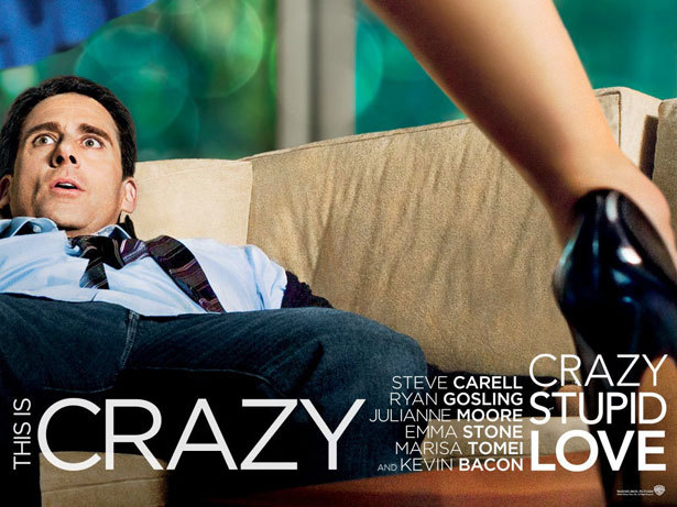 JUST SAW: Crazy, Stupid, Love (2011)