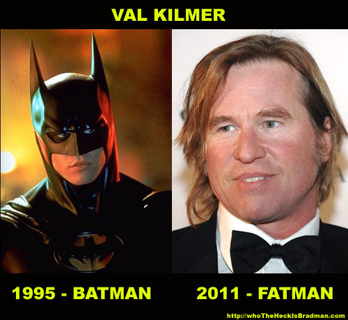 This is my guide to Val Kilmer…