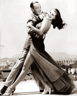 Rita Hayworth & Fred Astaire ~ You'll Never Get Rich (1941) Happy Birthday Rita! (October 17, 1918)