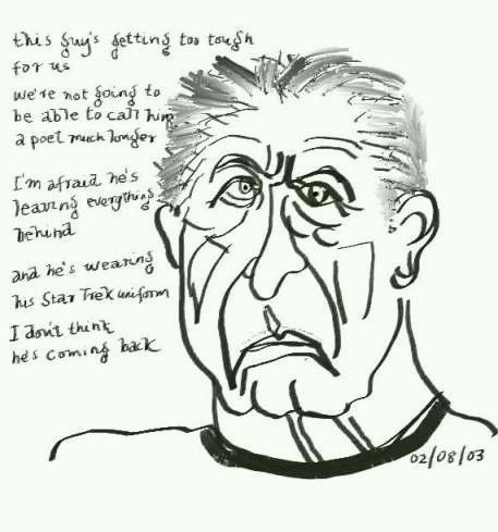 Too Tough Leonard Cohen