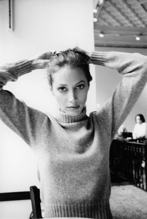 christy turlington by pamela hanson