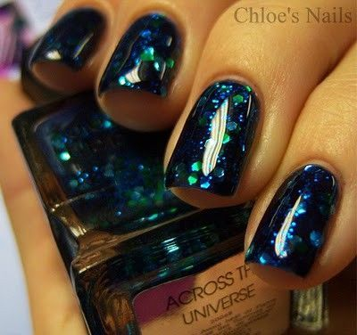 This looks incredibly fabulous. — Deborah Lippmann