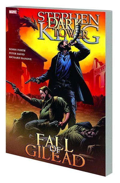 Market Monday The Dark Tower: The Fall of Gilead TP, co-written by Robin Furth