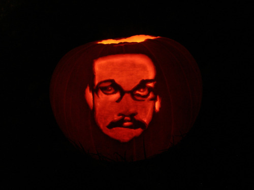 valerie2776:  Pumpkin John an hour and a half well-spent  And this is why Valerie continues to be one of my favorite people.