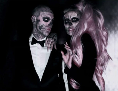 HALLOWEEN NIGHT!  born this way