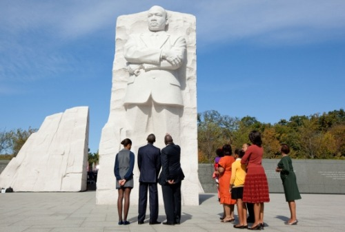 I saw President Obama's speech Live. If MLK were still alive, He would say that the dream is still live But not achieved just yet.