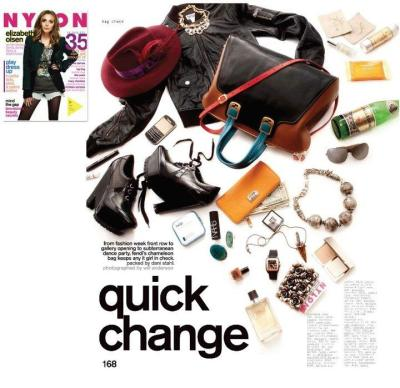 HIPPxRGB Nail Foundation featured in NYLON magazine!