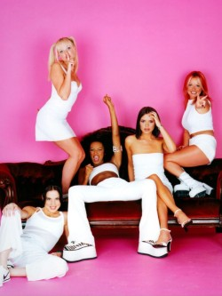 suicideblonde:  Spice Girls