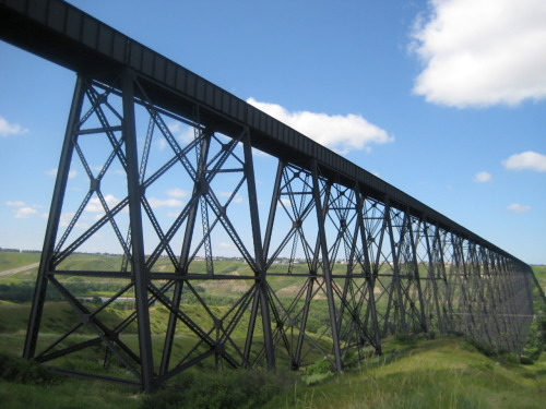 everythingalberta:  Lethbridge is incredible.