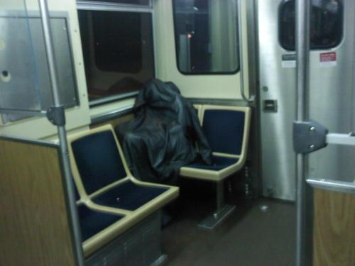 theterriblechild:  dementors on the train