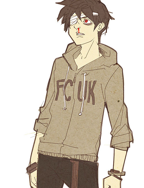 averyniceprince:  karkat wears hoodies i want and can't afford 2k11