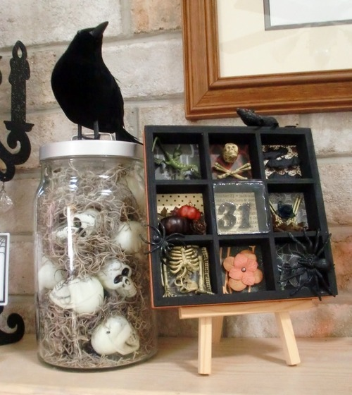 diyrevolution:  halloween shadow box http://icantwanna.blogspot.com/2010/10/shadow-knows.html