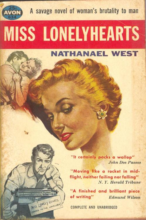 In today's column: Happy Birthday, Nathanael West.