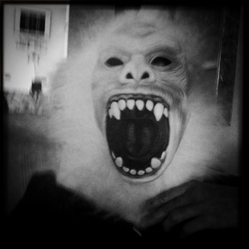 Boo! John S Lens, BlacKeys SuperGrain Film, No Flash, Taken with Hipstamatic