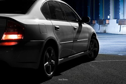 Time to finish it Starring: Subaru Legacy GT (by The Boss Photography)