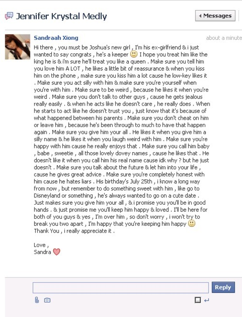 mmpbaby:  jayy-s:  So much damn respect to you.  aww i almost cried <3