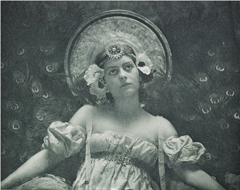 maudelynn:  Photo by Charles Berg, c.1901