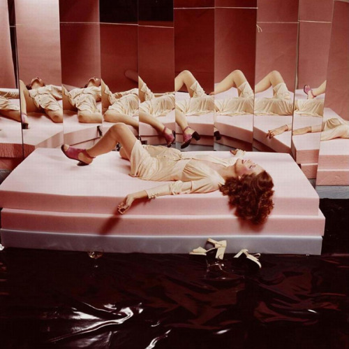 Guy Bourdin, Untitled, 2003 (via ateliertovar,                                                                                      glastonbury-grove)