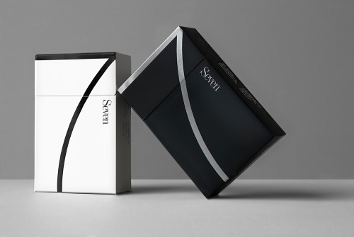 weandthecolor:  Artemisia 7  Graphic identity and packaging concept by Kurppa Hosk for a range of smoking cessation products. More identity inspiration. posted byW.A.T.C. // Facebook // Twitter // Google+  Basic packaging is always really good!