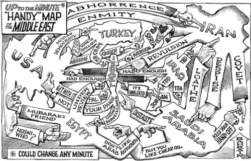 theeconomist:  KAL's cartoon: this week, a simple map.
