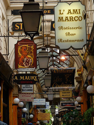 Signs of Paris (by [Rachel J])