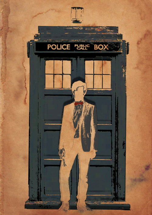 doctorwho:  The Question by mroobalooba
