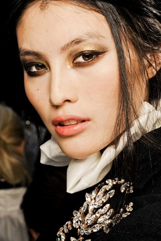 MAKEUP FALL TRENDS 2011 - HEAVY METAL LOVER by Gianna Froccaro