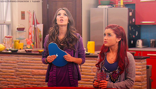 Victorious Screencaps → Terror on Cupcake Street