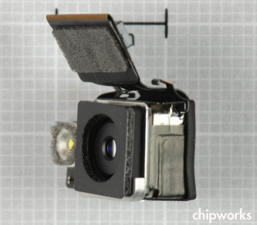 photojojo:  Wanna see what an iPhone 4S camera looks like *naked*? (omg rated R!) It looks like this! Don't you just wanna put a miniature camera body around it and throw it on your keychain? This is What an iPhone 4S Camera Looks Like Under the Case via Engadget
