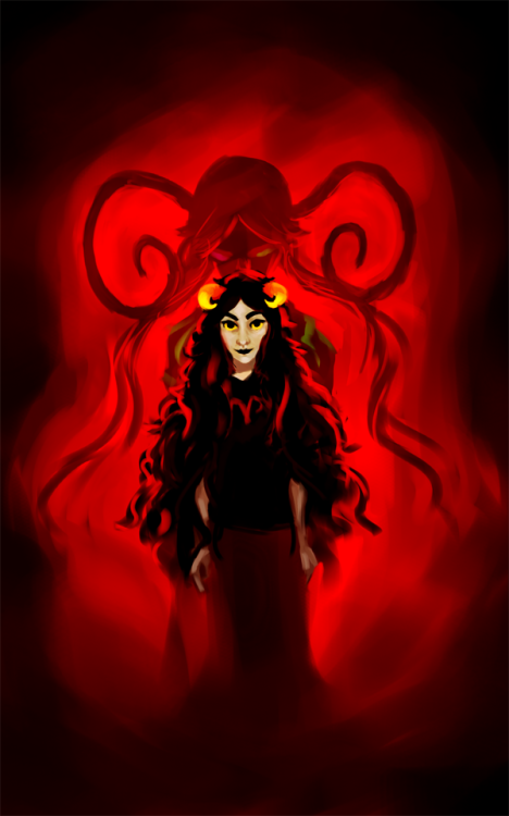 Aradia is the best troll okay
