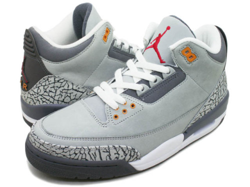 These might be my Favorite AJ3 colorway