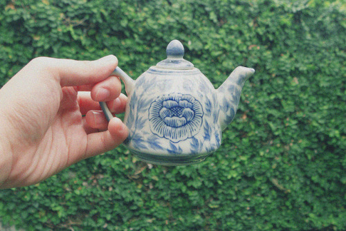 m4rkh0ppus:  tea by ƒranchesca on Flickr.