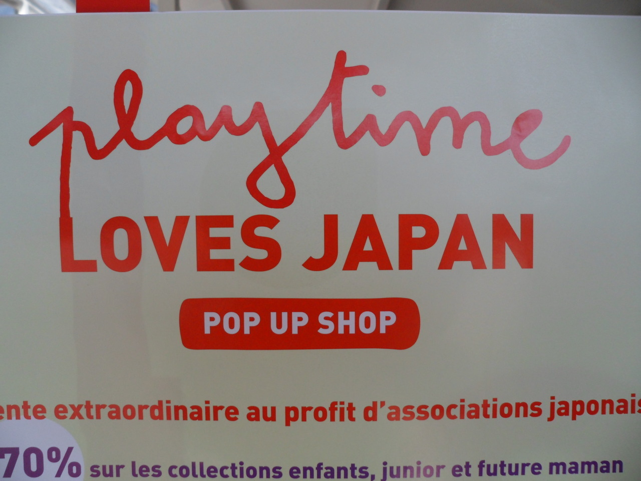 Playtime LOVES JAPAN <3