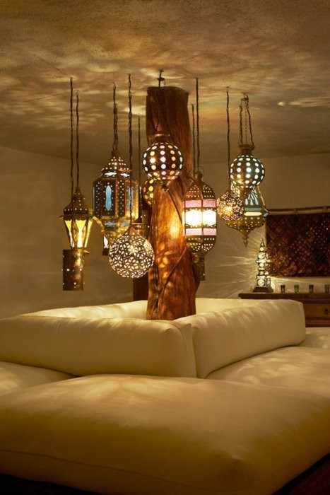 No home is complete without a Moroccan lounge!
